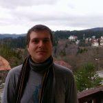 Cristian Sandu Blockchain Developer at Cegeka Romania