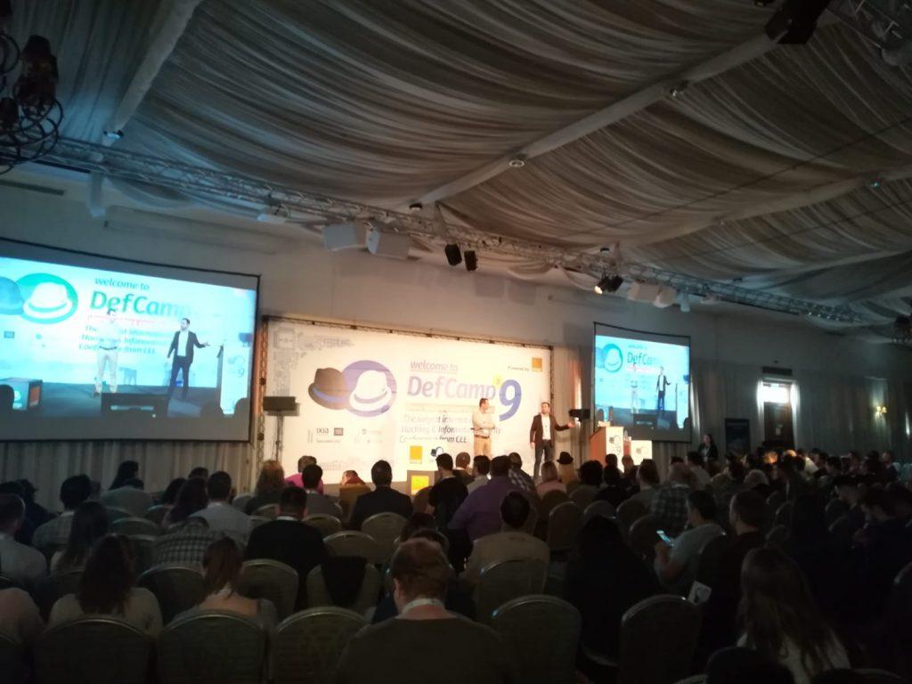 SecureWorks speakers at DefCamp