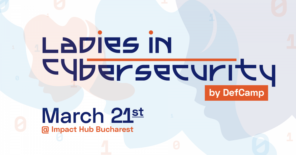 ladies in cybersecurity by defcamp