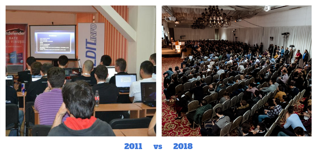 defcamp then and now 2011 2018