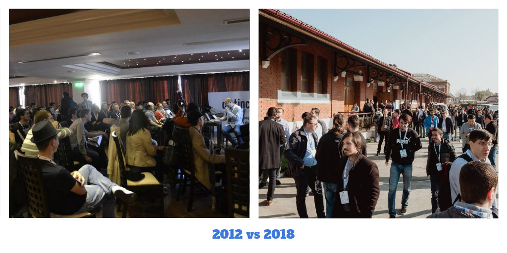 defcamp then and now 2012 2018