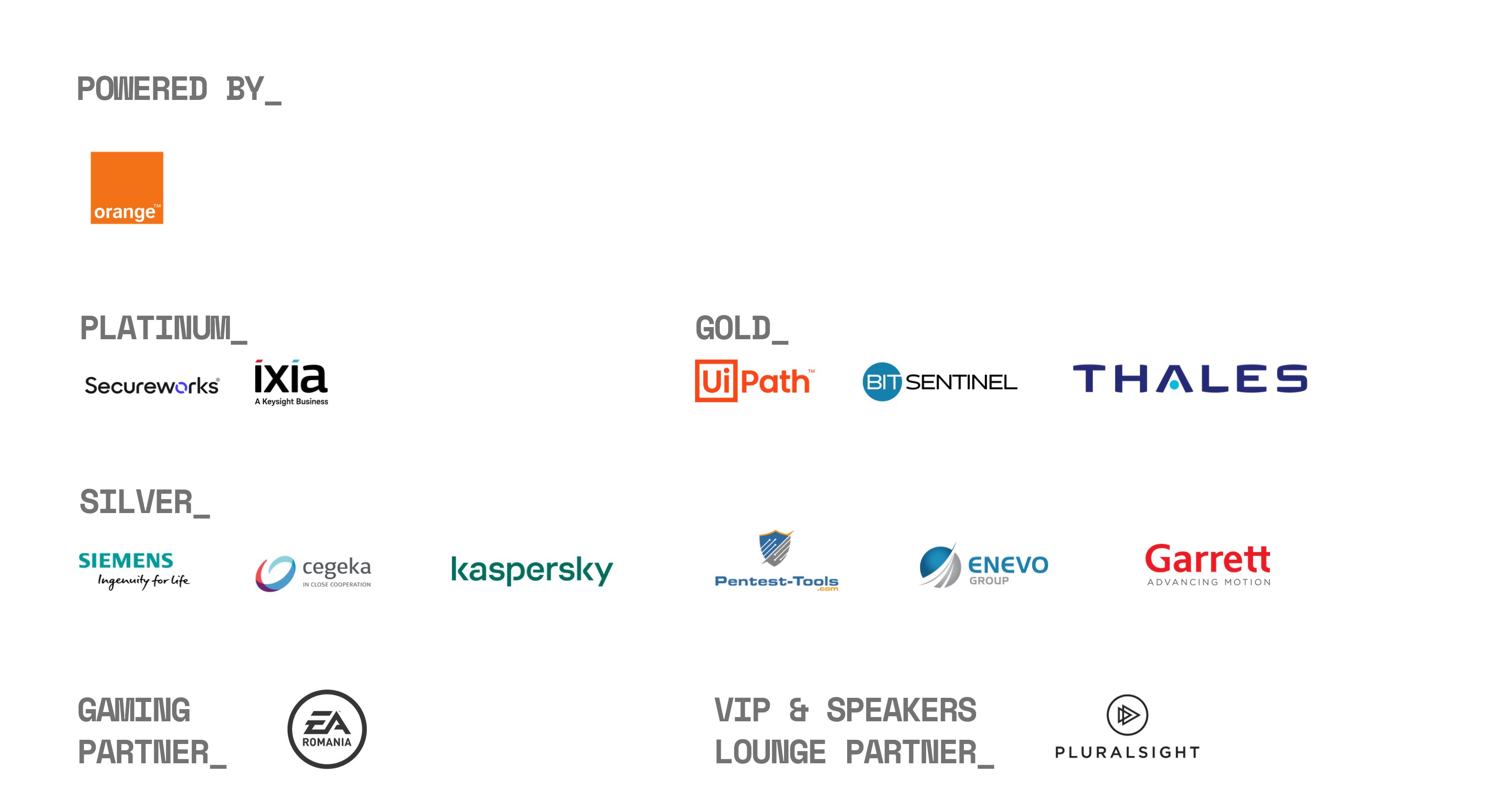 defcamp 10 partners 2019