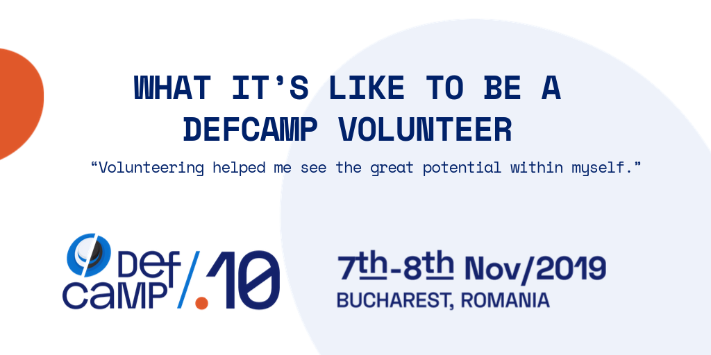 defcamp volunteer stories