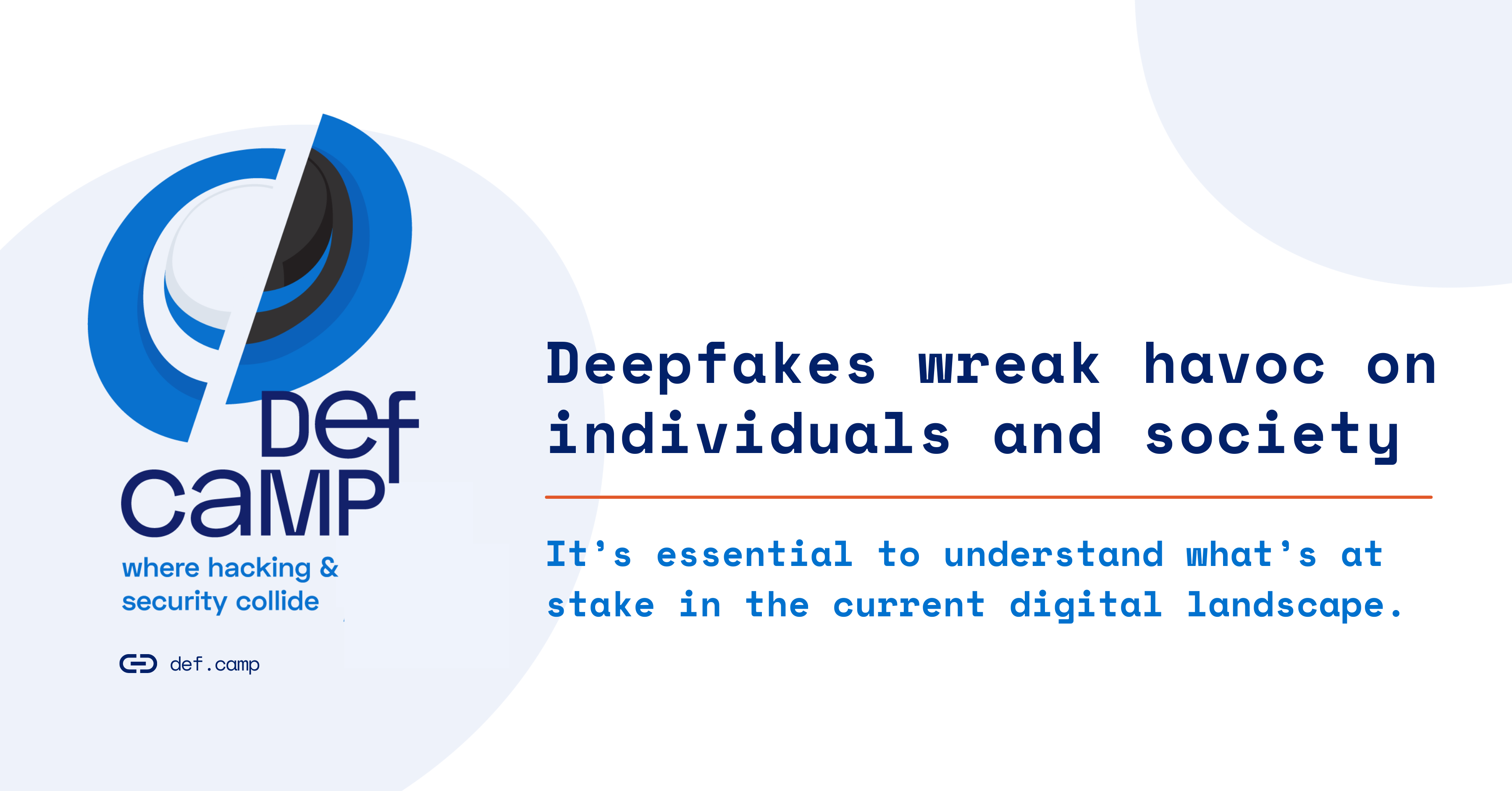 deepfakes cyber threat